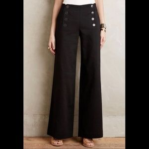 Elevenses by Anthropologie Shipmate Wide Leg Pants